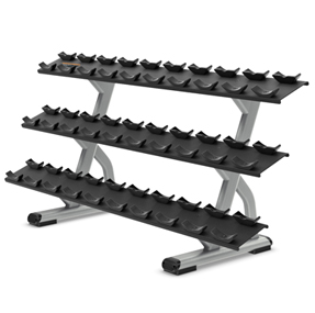 3 Tier 15 Pair Dumbbell Rack